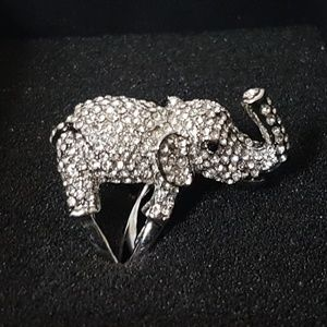 Jewelry - Gemstone Elephant Ring